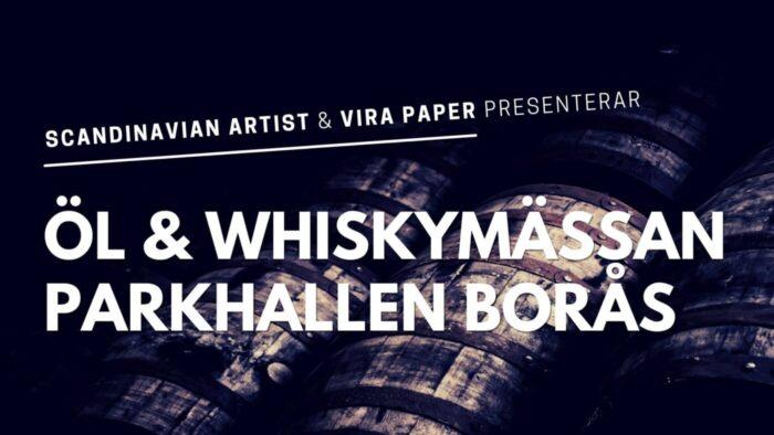 Öl & Whiskymässan   Parkhallen Borås